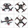 Diy toys rc fpv quadcopter drone rtf mini racer 190mm Juego de Estructura de Fibra de carbono Racing SP Racing F3 Regulador de Vuelo F18893-A