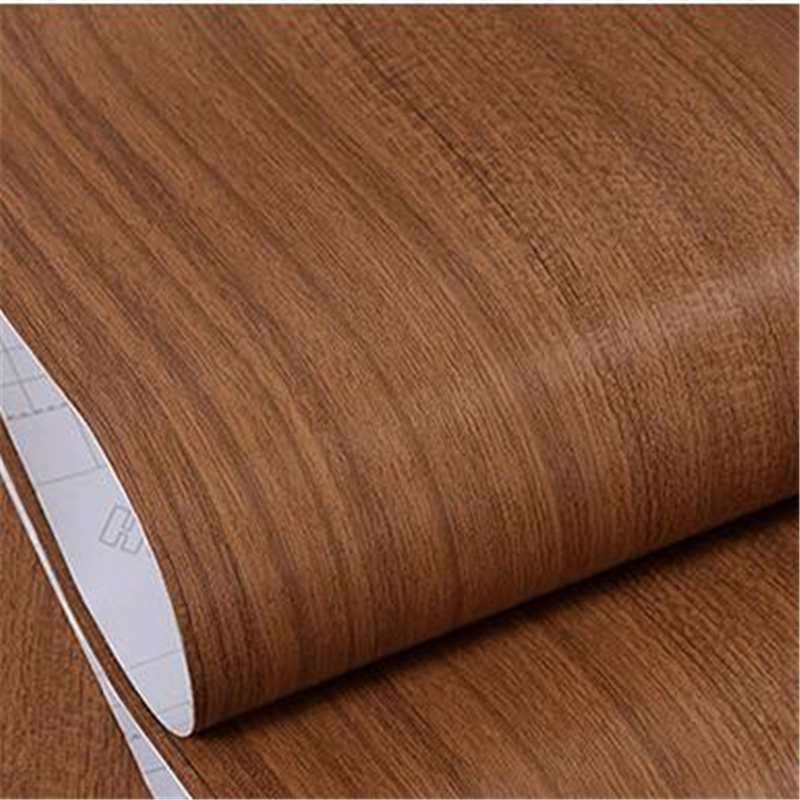 beibehang Waterproof self - adhesive wood grain stickers furniture renovation stickers tool film thick film pvc wall paper m 4 south korea self adhesive waterproof door pvc wood grain paper wallstickers advanced kitchen furniture renovation films new