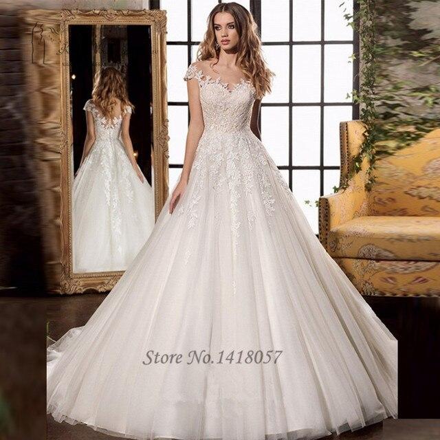 d5d87f6b65d81 الأميرة فساتين زفاف تركيا الرباط أثواب الزفاف 2017 كم كاب الكرة ثوب abiti  دا sposa فستان