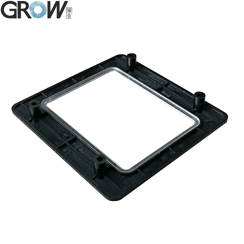 GROW GM71 GM72 Black Plastic Protection Panel Enclosure Shell Fixed Front Panel Of 1D 2D Barcode Scanner Reader