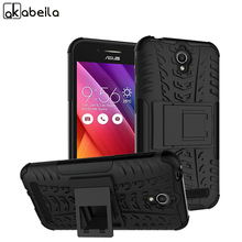 AKABEILA Covers Cases For ASus Zenfone Go ZC451TG Covers ASUS_Z00SD ZenFoneGo 4.5 inch  Bags Armor Hybrid Tyre Phone Case Cover