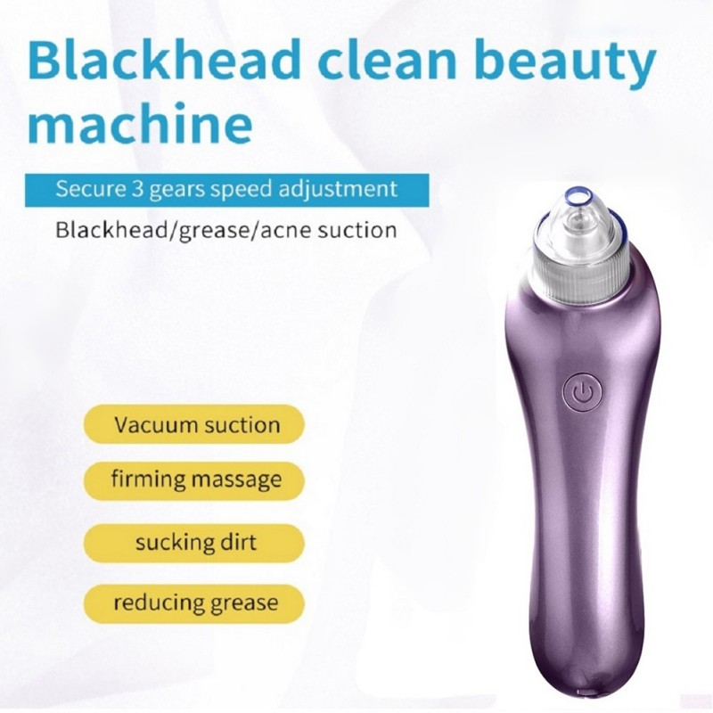 Acne Blackhead Removers Blackhead Vacuum Removal Pore Cleaner Facial Acne Suction Cleanser Skin Care vacuum suction removal facial blackhead comedone acne remove pore dead skin cleansing vacuum device skin care beauty instrument