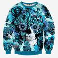 2015 [Franco] Space/galaxy 3d sweatshirt men 3d hoodies harajuku style funny print nightfall trees hombre sudadera Free Shipping