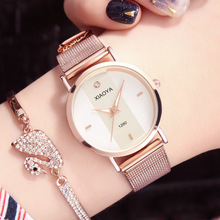 2019 Luxury Watches Women Fashion Ladies Dress Wristwatches Leather Casual Quartz Waterproof Female Clock relogios Drop Shipping