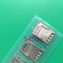 10pcs/lot Original New For LG G3 D855 D850 D851 SIM Card Reader Holder Reader Slot Replacement