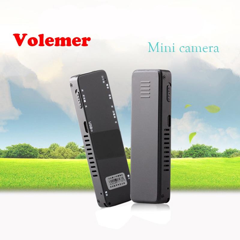 Volemer Mini Camera HD 1080P Mini DV Cam Infrared Night Vision Sports Camera Micro Voice Recorder Digital Audio Video Camcorder