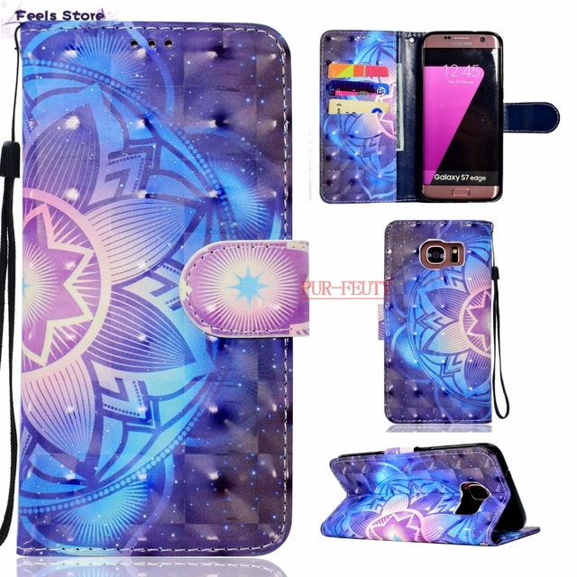 Phone Leather Cover Flip Case for Samsung GalaxyS7 7S S 7 G930F G930FD SM-G930f SM-G930fd SM G930U G930R7 SM-G930U Coque Bags