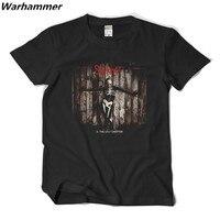 Metal Rock Band Regular T Shirts SLIPKNOT THE GRAY CHAPTER Music Man S Tees 100 Cotton