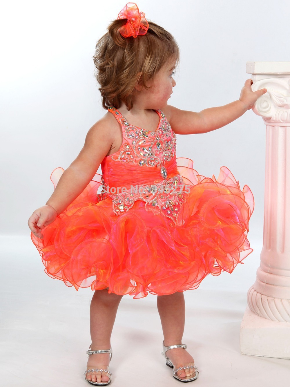 Popular Baby Cupcake Pageant Dresses-Buy Cheap Baby Cupcake ...
