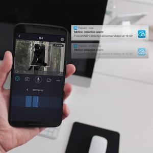 Image 5 - Foscam R4M 4MP סופר HD WiFi מצלמה 2.4G/5G Wifi בית פאן/להטות וידאו מעקב אבטחת IP מצלמה