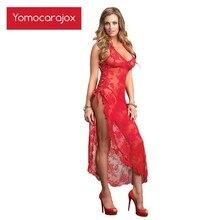 Plus Size 6XL Long Dress Lingerie Sexy Hot Erotic Wholesale