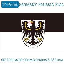 Free shipping APH Hetalia Banner Cartoon German Kingdom Of Prussia 90x150CM Decorative Flag