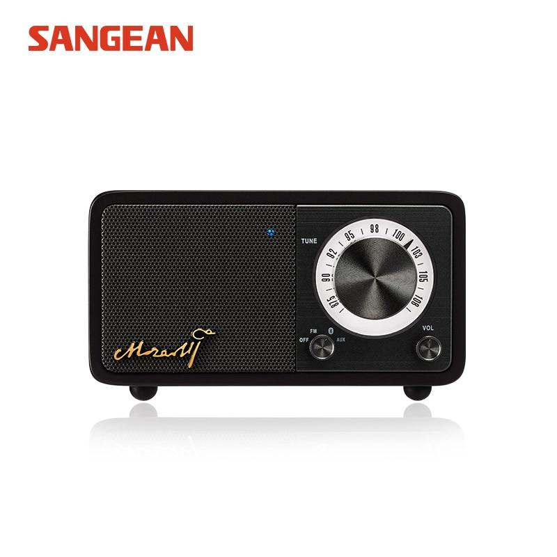 SANGEAN MOZART di Alta qualità mini altoparlante blutooth altoparlante senza fili radio speaker Spedizione gratuita - 5