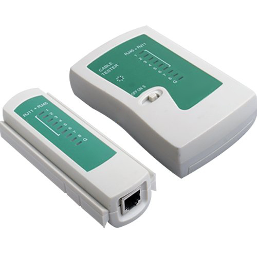 GTFS-USB LAN Network/Phone Cable Tester RJ11 RJ12 RJ45 Cat5GTFS-USB LAN Network/Phone Cable Tester RJ11 RJ12 RJ45 Cat5