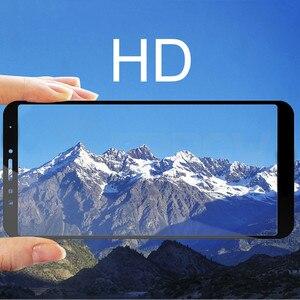 Image 5 - Protector de vidrio templado 9H para Xiaomi Redmi 5 5 Plus, Protector de pantalla de cobertura completa para Redmi5 Plus Redmi5Plus, película de vidrio de seguridad