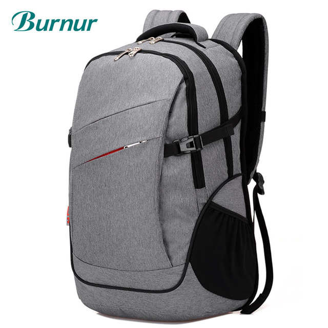 Burnur 14 15 6 17 3 Inch Laptop Bag Anti Theft Waterproof Backpack Travel Uni