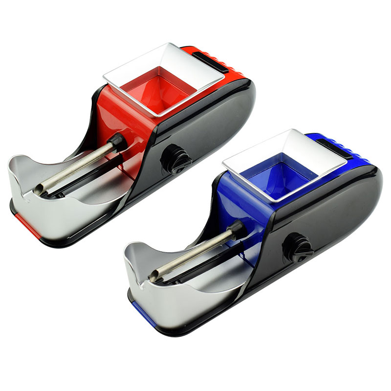 Electric Automatic Cigarette Rolling Machine Tobacco Injector Maker Roller Cigarette Accessories Smoking Tool