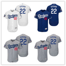 Men s Los Angeles Dodgers Clayton Kershaw White Royal Gray 60th Anniversary  Home On Field Patch Flex bcd76bbdc