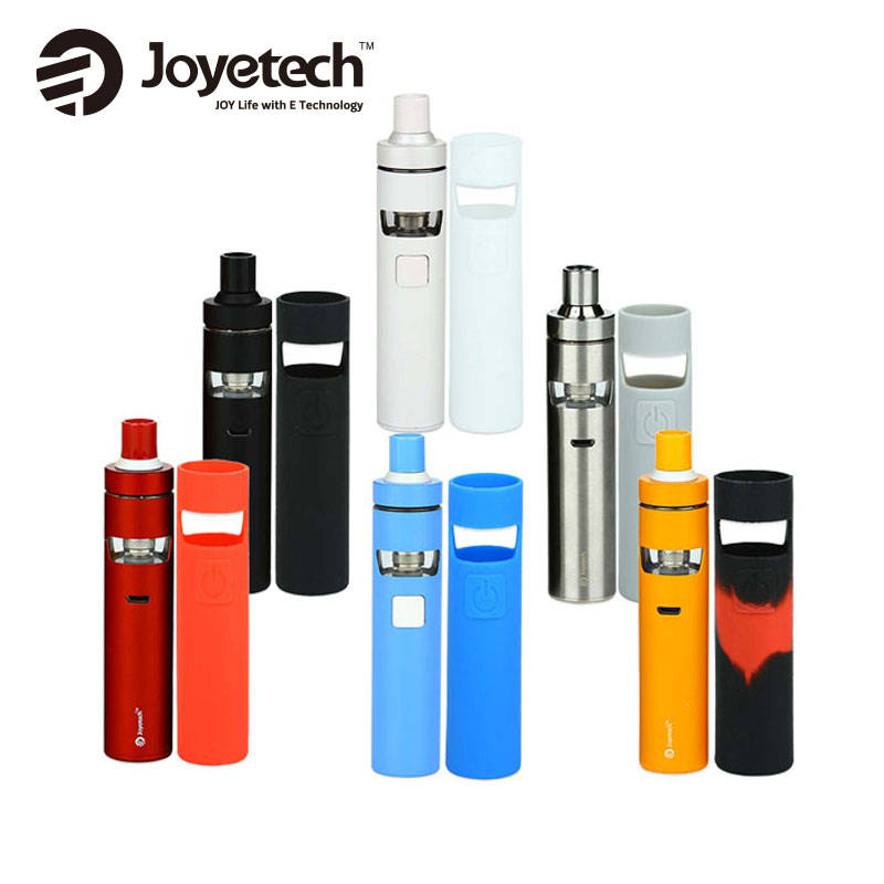 Original Joyetech ego AIO D22 Kit 2ml Tank 1500mAh aio d22 Battery VS ego AIO Kit w/Silicone Case Cover for aio d22 Vaping Kit купить в Москве 2019