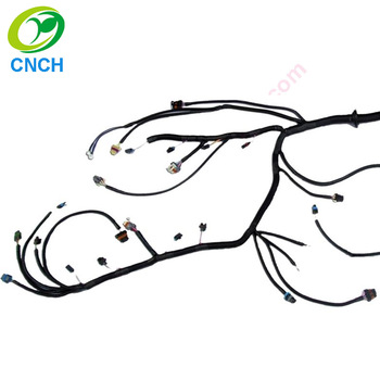 CNCH güncellenmiş TXL teller 99-03 Vortec bağımsız kablo demeti ile T56 şanzıman tahrik kablo Multec enjektör fiş