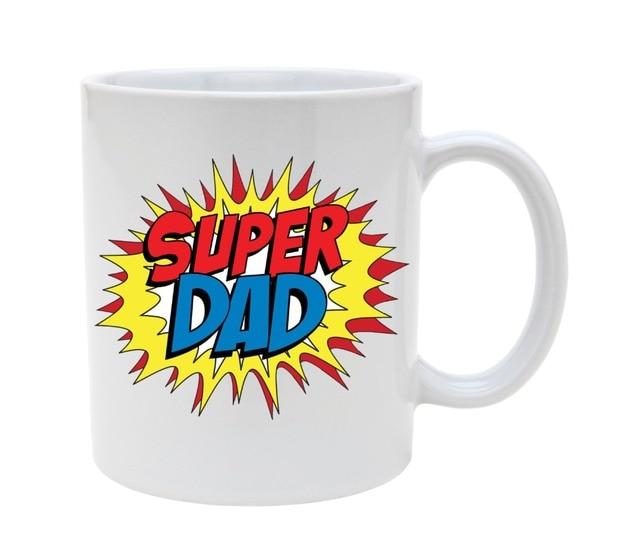 father s day superman dad cup mugs tea mug milk cup wine beer cups