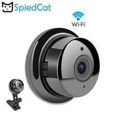 SPIED CAT Мини Full HD 1080P камера Профессиональная беспроводная Wifi домашняя камера безопасности видеокамера монитор ночное видение Cam secret