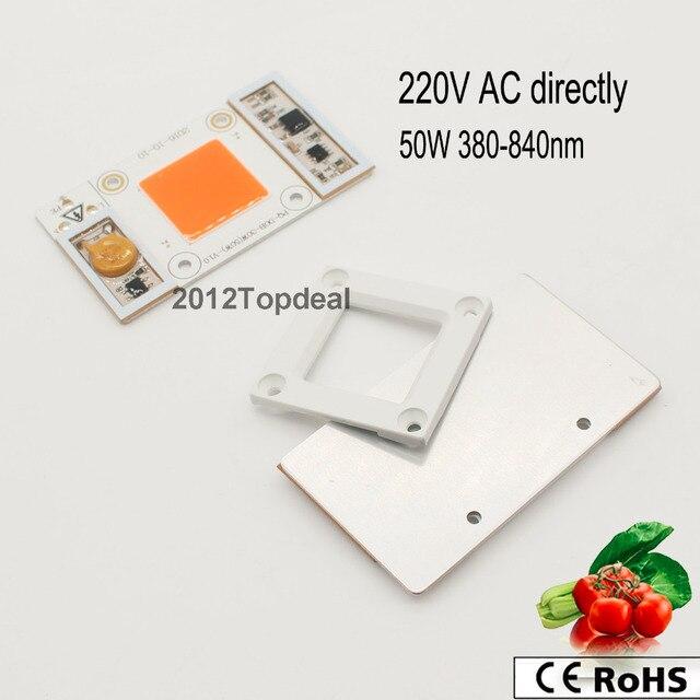 50 W 110 V 220 V 170 300 V led de Alta Potência chip embutido no ... 4e9afc0e268d1
