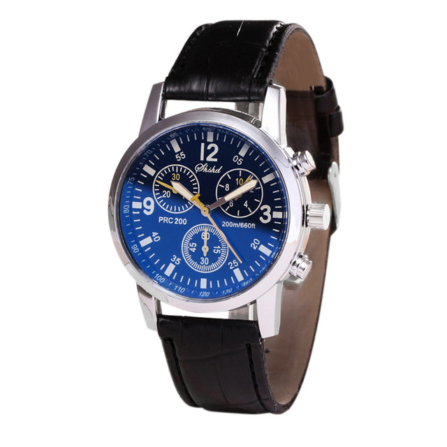 Men's Business Quartz Wristwatches
