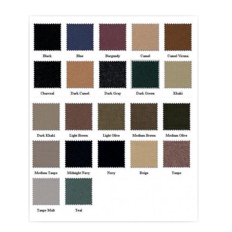 Hommes Smokings Occasion Pantalon As Meilleur Cravate Homme Personnalisé Costumes Chart Mariage Shown veste Bleu color Gilet Main Formelle Color Picture satin Blazers Fait Partie De qf0Xtf
