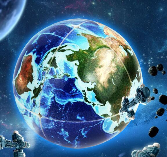Yuxin Earth 2x2 Cubo Magico Educational Puzzle Toy Novelty Puzzle X'mas Gift Idea Birthday
