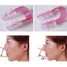 NEW Soft Beleza belleza fajas modeladoras Nariz Clipe nariz Nose Up Corrector Shaper Elevador nez burun kaldirma naso nariz Corrector