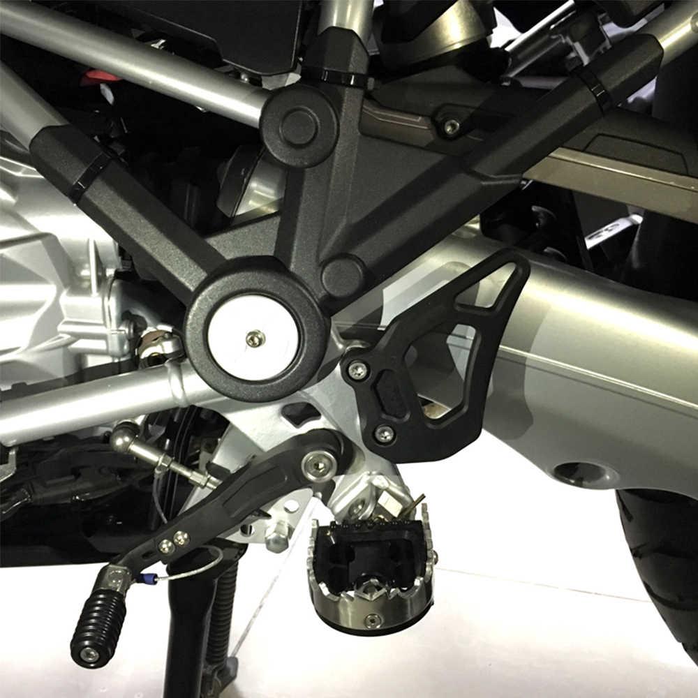 Untuk BMW R1200GS ADV LC R 1200 GS LC 2013 2014 2015 2016 2017 2018 Motor Frame Panel Guard Pelindung sisi Kiri & Kanan Cover