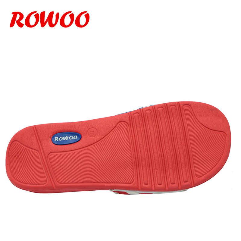Для мужчин s шлёпанцы для женщин дышащая звезда Полосатый Memory Foam Indoor удобные шлепанцы пляжные сандалии открытый новые летние