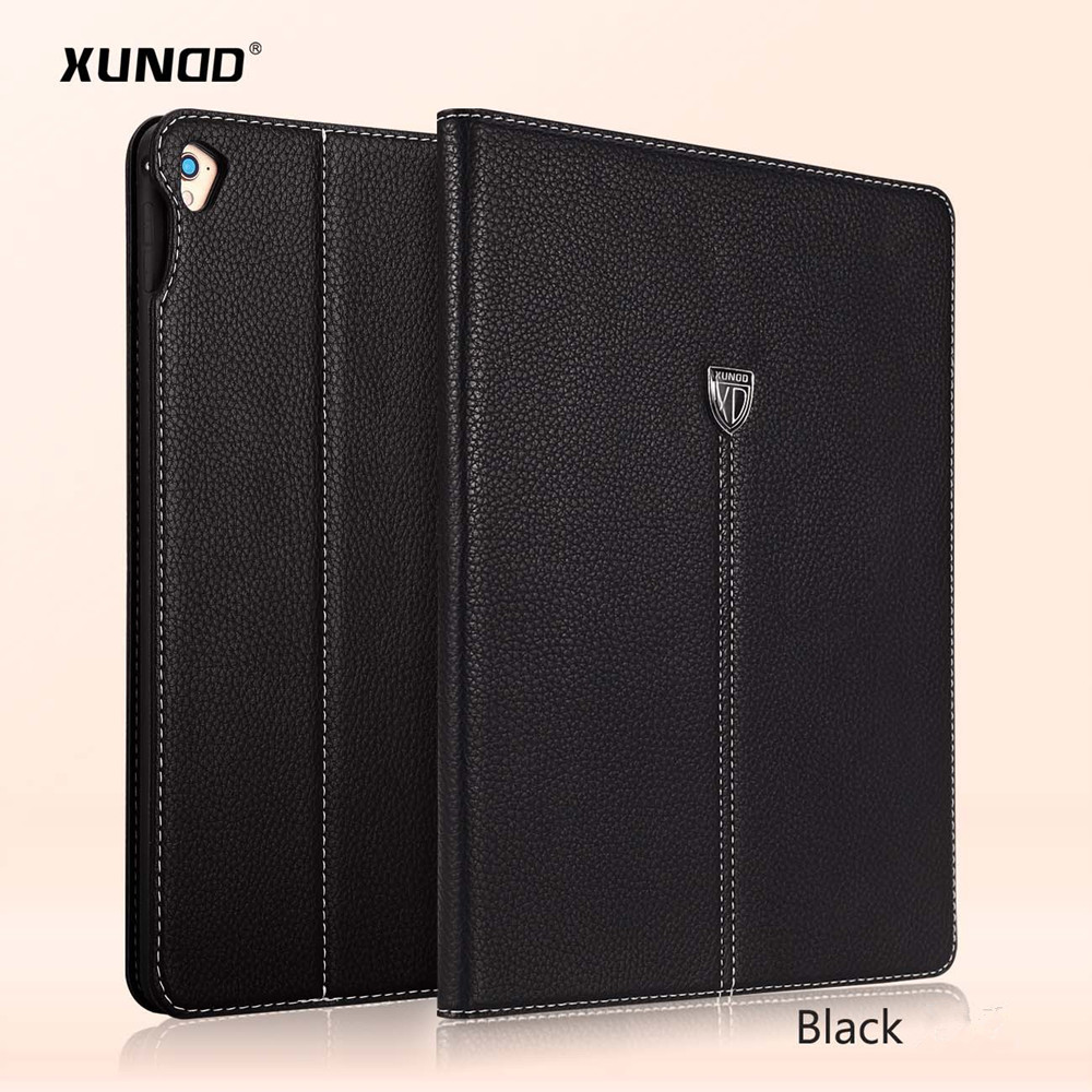 Brand Luxury Business Shockproof Flip Wallet Stand Leather Case Smart Cover For ipad pro 9.7 shell with high quality luxury noble business shockproof flip stand cover vintage pu leather case for ipad air ipad 5 smart shell sleep