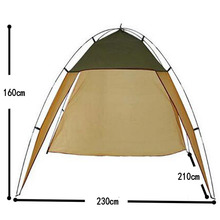 Ultralight Tents Windproof Breathable Awning Anti-uv Folding Sun Shelter Outdoor Fishing Tent Waterproof Gazebo Shade Beach Tent