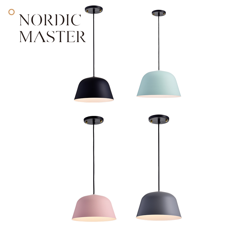 Nordic Master Modern Pendant Lights for Dining Room Loft Kitchen Pendant Light Lighting Simple Hanglamp Lamp 60128S a1 master bedroom living room lamp crystal pendant lights dining room lamp european style dual use fashion pendant lamps