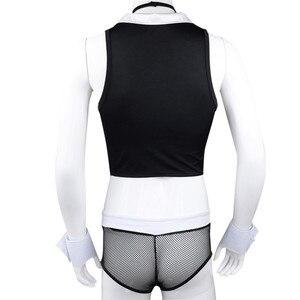 Image 3 - ملابس داخلية للرجال ملابس مثيرة الخادمة للهالوين ملابس الخادمة للرجال ملابس علوية ملابس داخلية مثيرة للرجال ملابس لعب الأدوار