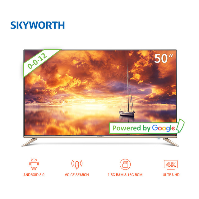"Телевизор 50"" Skyworth 50G2A 4K SmartTV Android 8.0"