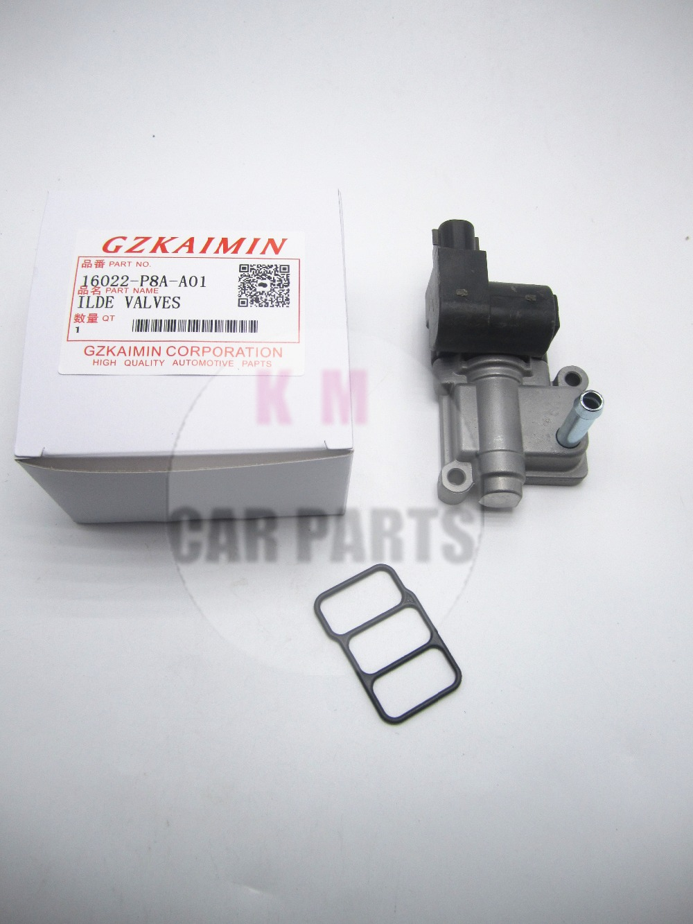 high quality IDLE AIR CONTROL VALVE 16022P8AA01 16022-P8A-A01 For HONDA Pilot Odyssey Accord Acura TL CL MDX V6 3.0 3.2 3.5 1