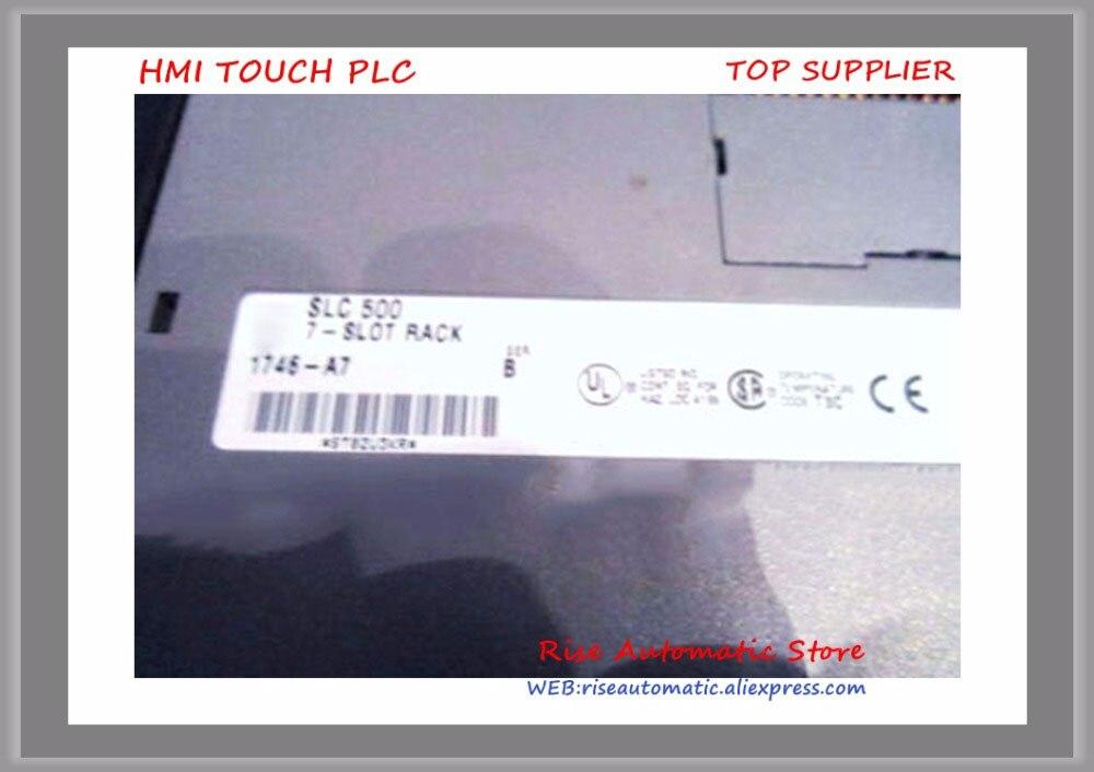 SLC 500 7 Slot Rack 1746-A7 New OriginalSLC 500 7 Slot Rack 1746-A7 New Original