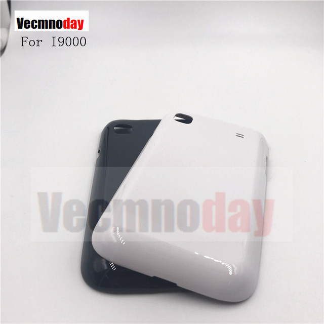 Vecmnoday 1pcs/lot Housing Back Cover Battery Back Housing Cover For Samsung Galaxy S i9000 GT-I9000 Battery Cover