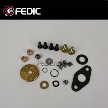 Zestaw naprawczy turbosprężarki JHJ 03F145701F zestawy Turbo dla Audi A1 Seat Skoda Fabia Octavia Yeti VW Polo 1.2 TSI 105 km CBZB