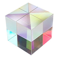 Optical Glass Prism Rgb Dispersion Prism Physics Light Spectrum Educational Model Outdoor Take Pictures Camera Filter Photo Ph dpfl 012p single wavelength polarization dispersion prism mode