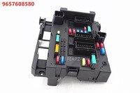 Fuse Box Unit Assembly RELAY for CITROEN C3 C5 C8 XSARA PICASSO PEUGEOT 206 CABRIO 307 CABRIO 406 COUPE 807 9650663980