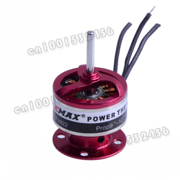 EMAX CF2822 KV1200 Outrunner Brushless Motor for RC Airplane  11208