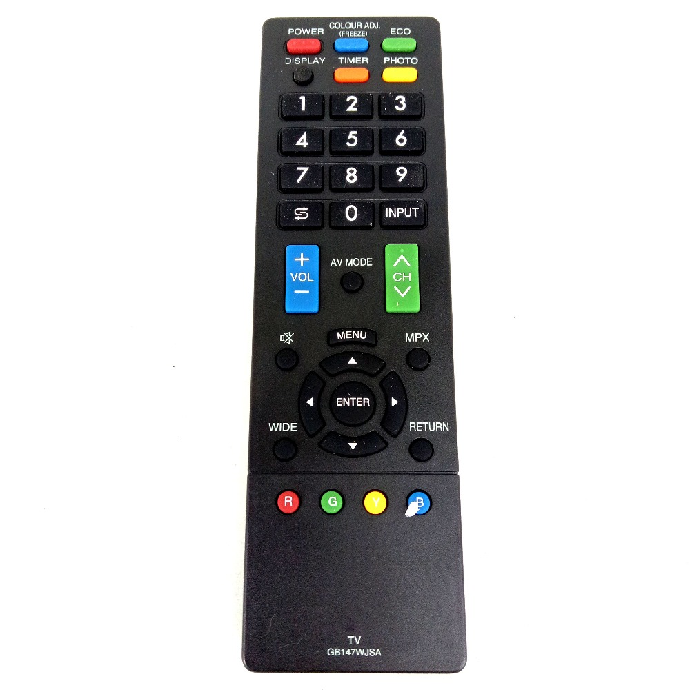 US $9 23 34% OFF Original for SHARP TV/LED/LCD TV Remote Control  GB147WJSA-in Remote Controls from Consumer Electronics on Aliexpress com    Alibaba