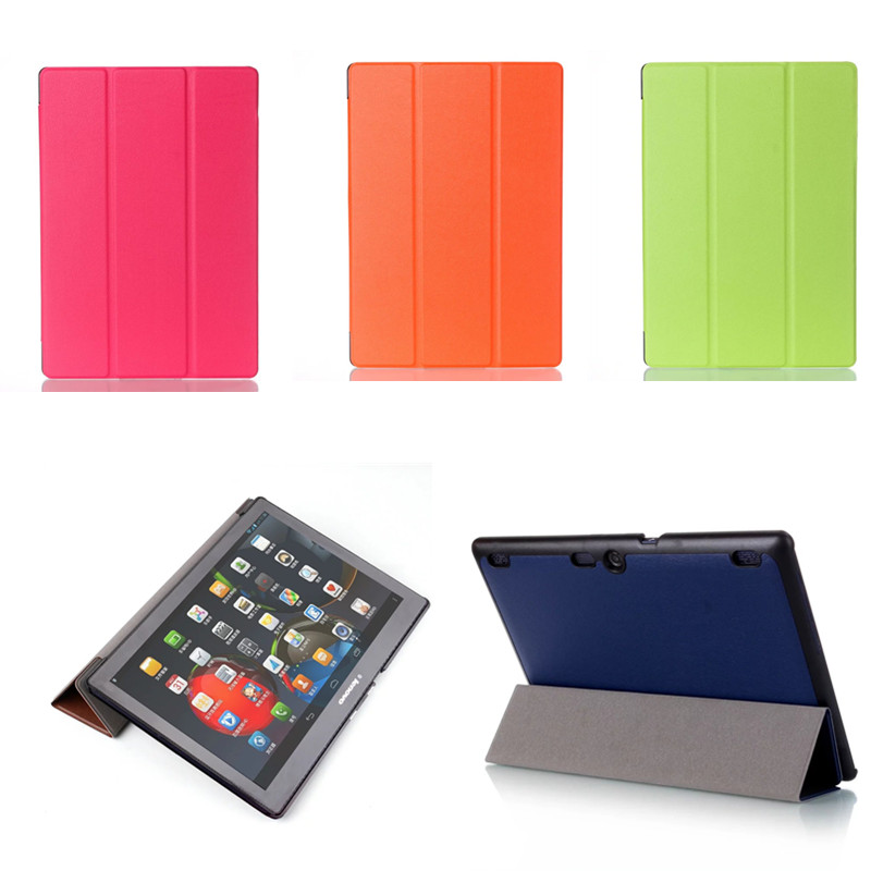 CY PU Leather Filp Case For Lenovo Tab3 10 for Business TB3 X70F TB3 X70N TB3