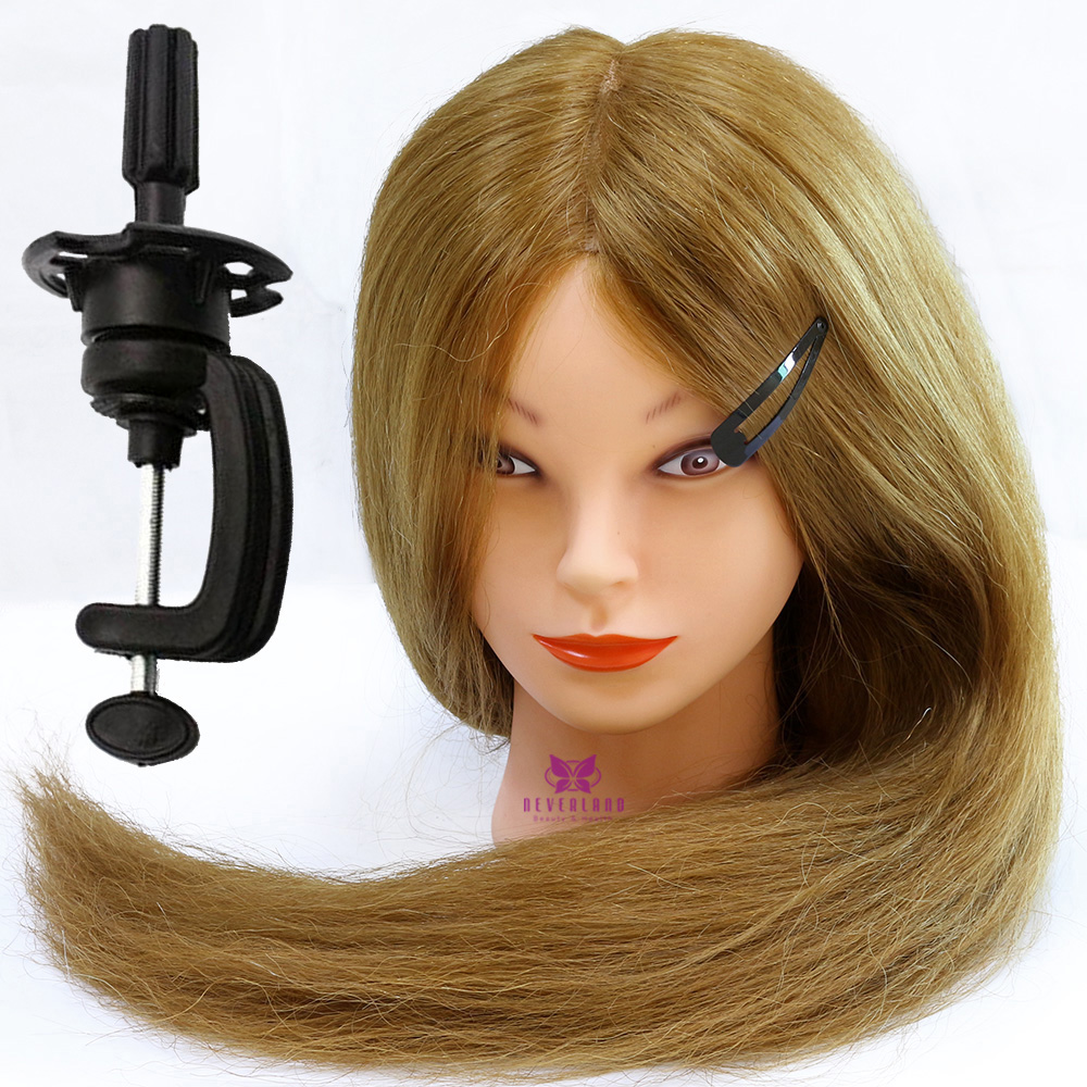 Mannequin Head Styling Manikin Doll Training Head For
