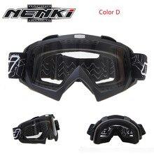 Nenki Motocross Goggles Motorcycle Helmet Oculos Helmets Shield Visor