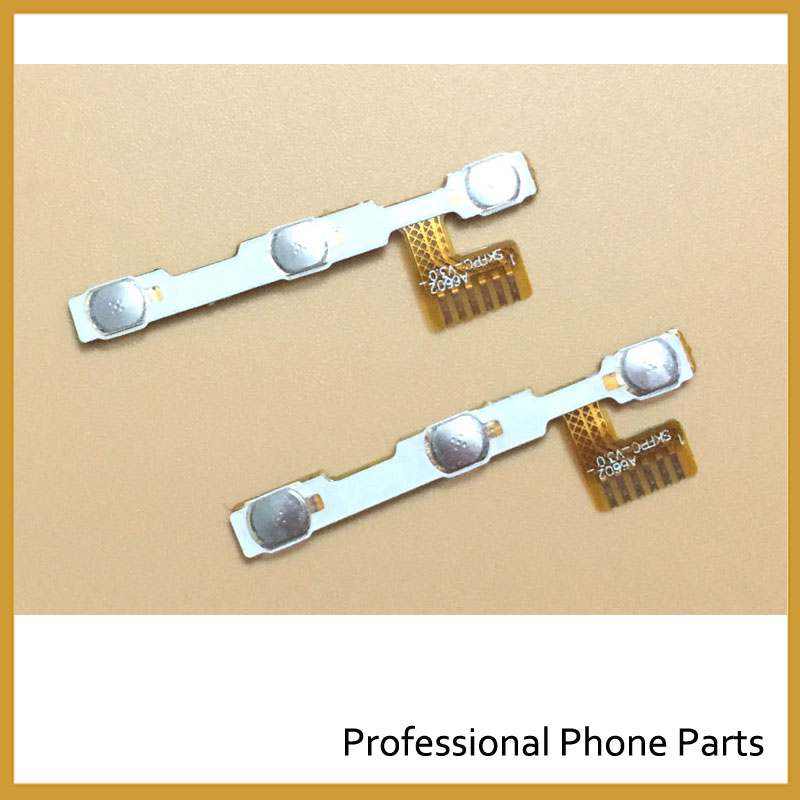 100% Original New Power ON / OF Button Key Flex Cable For Lenovo TAB 2 A10-70 Replacement Part